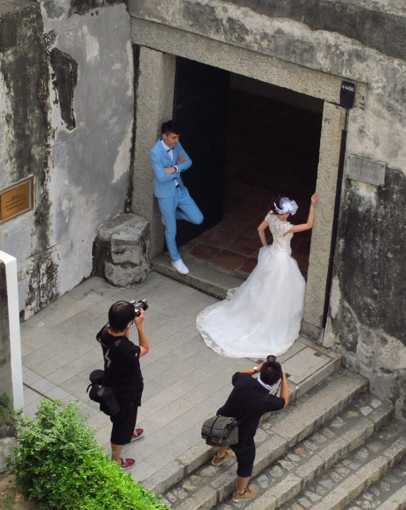 wedding session in macau