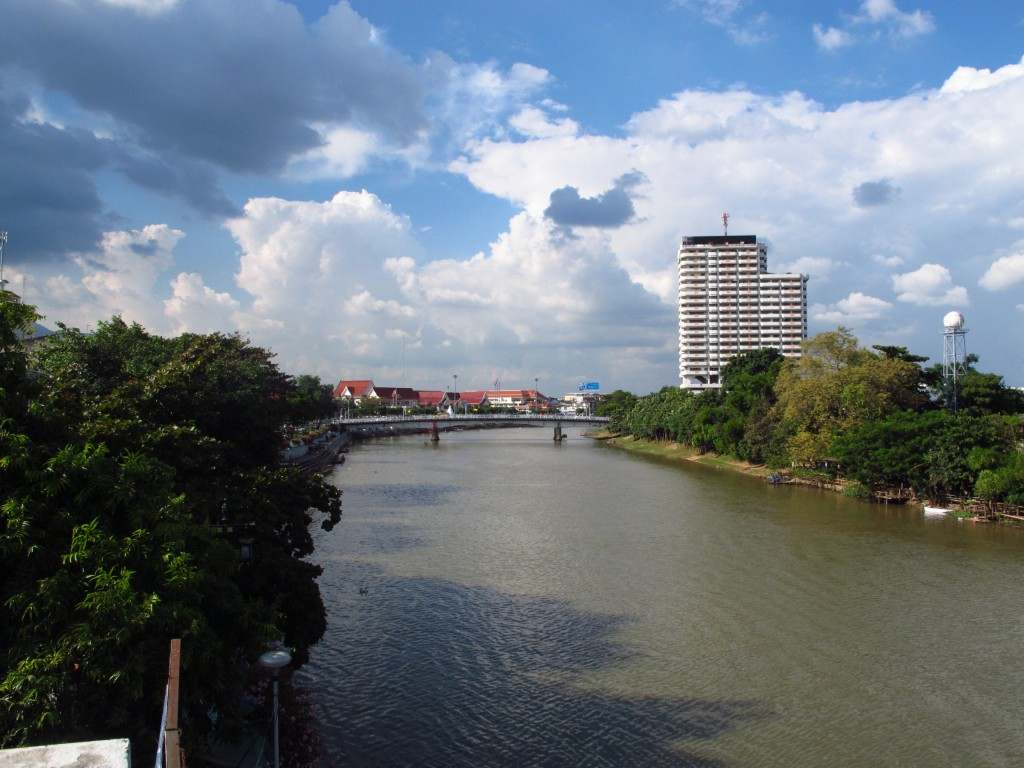 River Ping is one of the main tributaries of Chao Phraya River